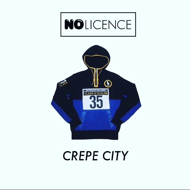 Catch the @nolicenceshop team @crepecity 25.03.17 see you there!!! . . . . . . . #nolicence #crepecity