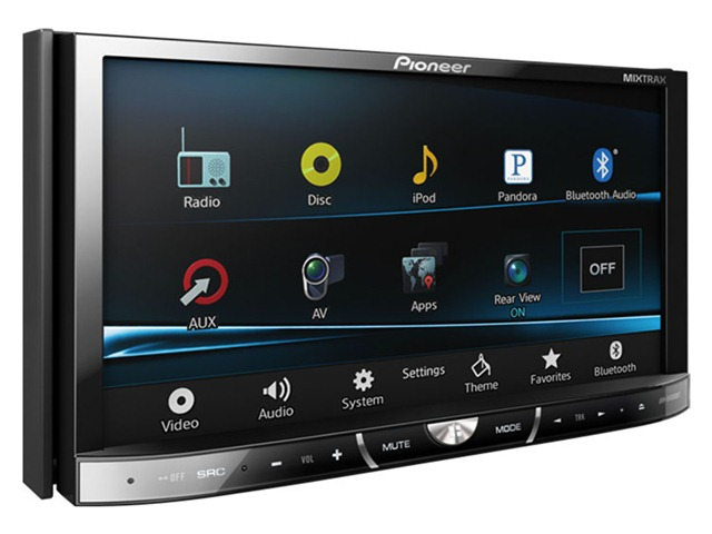 Pioneer Bluetooth Car Stereo Santa Barbara