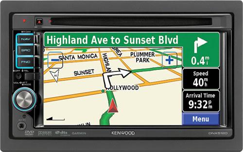 GPS Navigation Santa Barbara