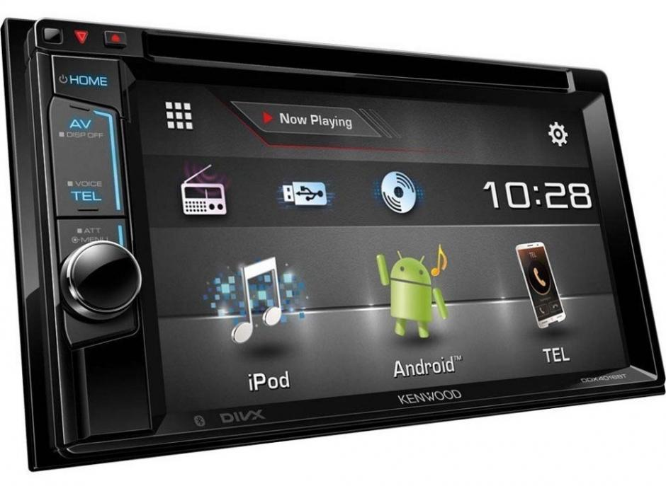 Kenwood DDX-4016BT Android Car Stereo