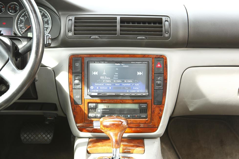 Perfect Receiver for your Car