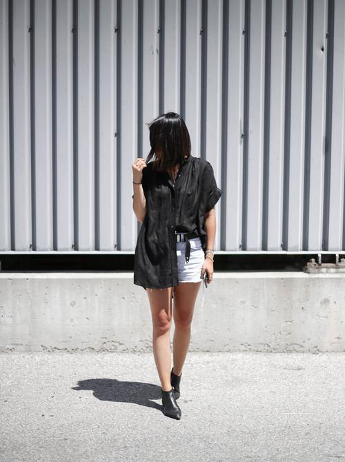 b29eba201b8f23 Jul 12 SUMMER OUTFITS    Shirt Dresses · Jess Lam · STYLE · STRATEGIC  SHOPPING    Aritzia