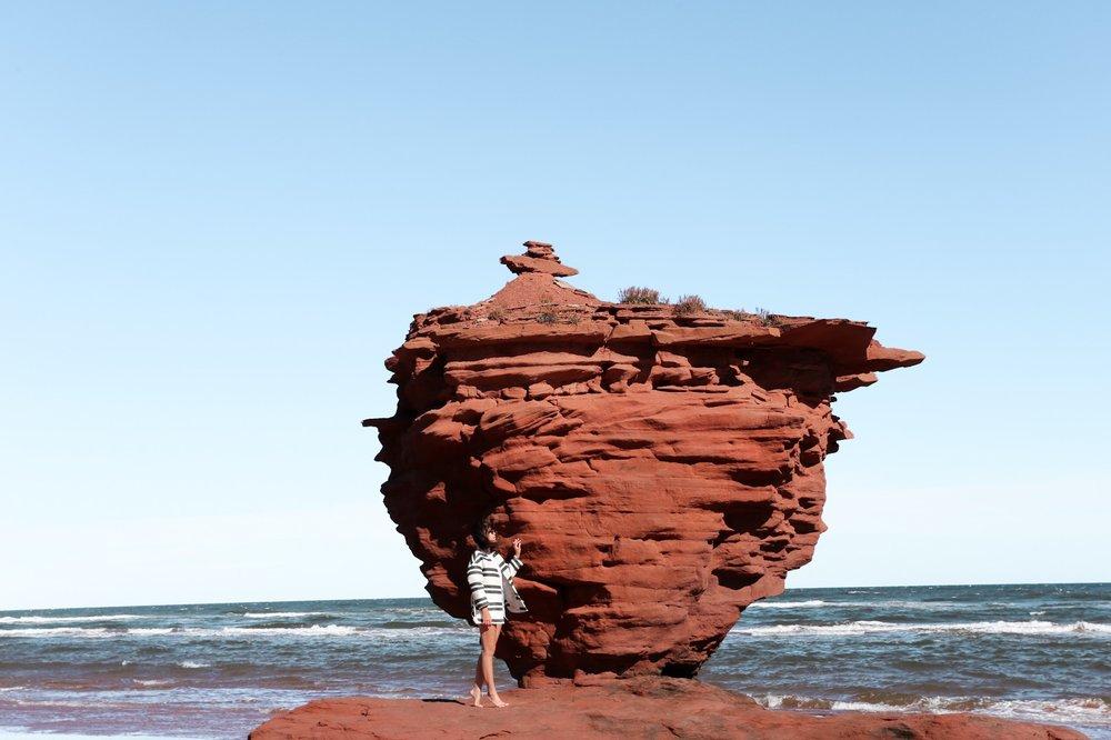 Teacup Rock