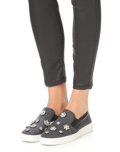 Michael Kors Keaton Slip On Sneakers