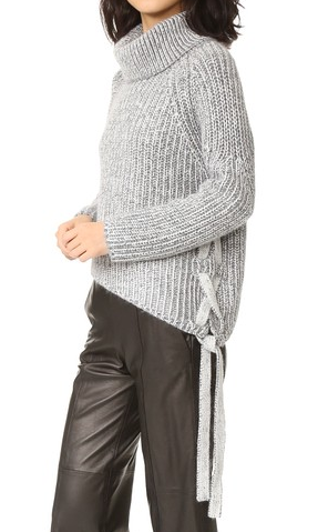 HART TURTLENECK KNIT