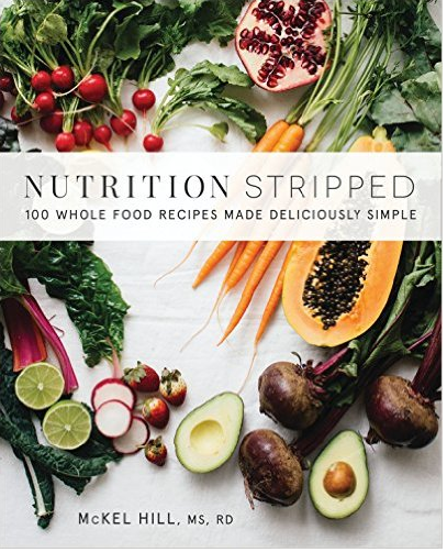 Nutrition Stripped Book