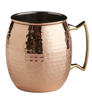 Copper Moscow Mule Cup