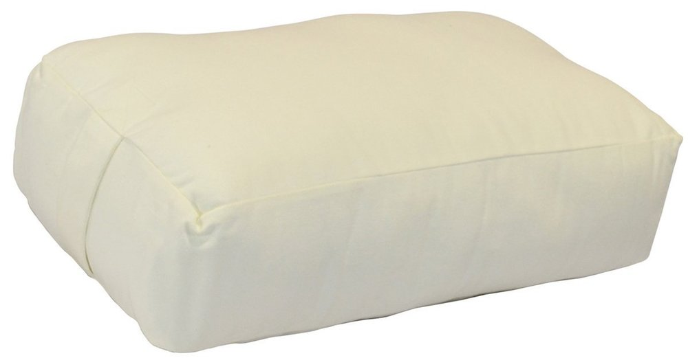 Yoga Bolster White