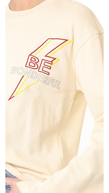 edition sweatshirt