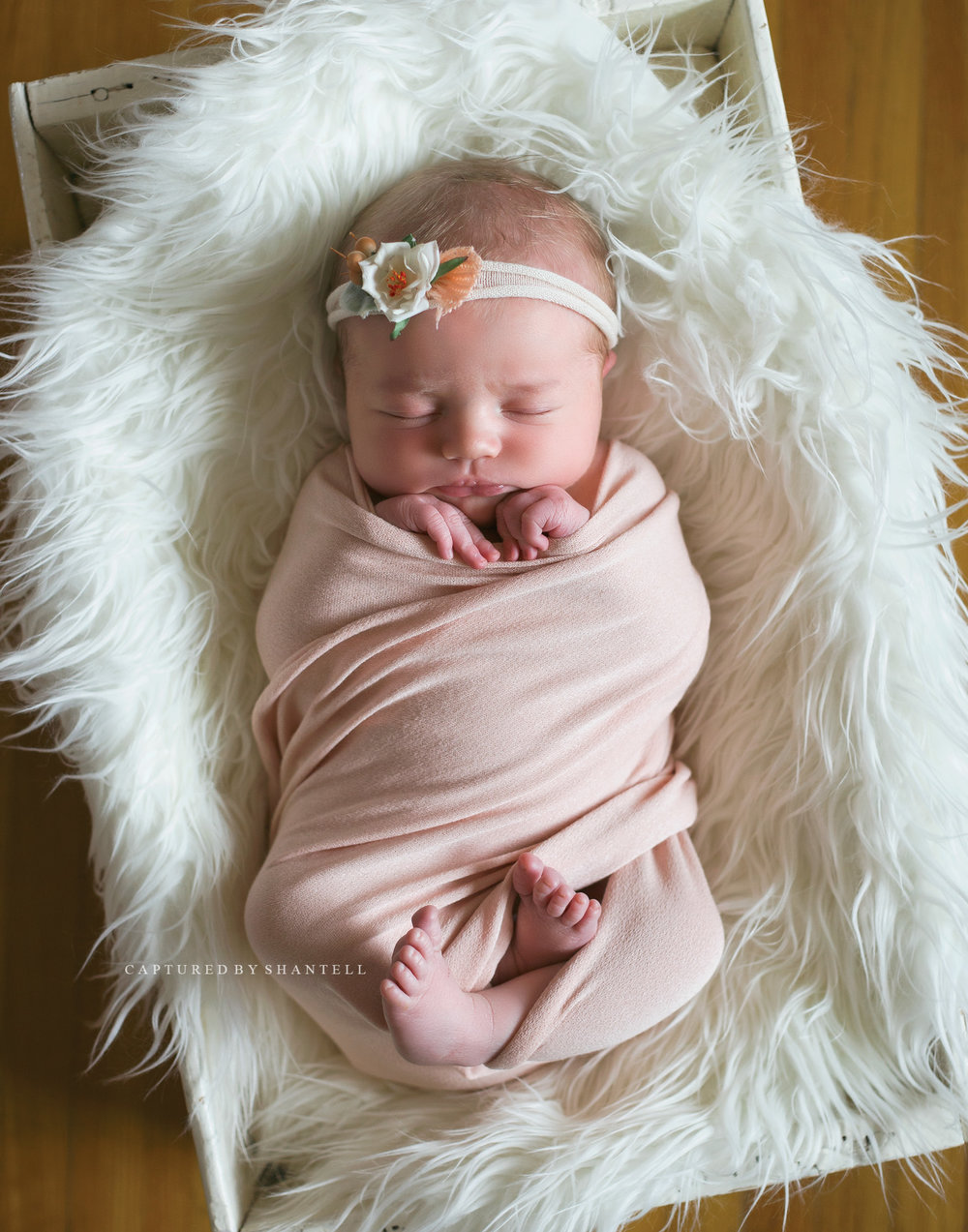 Captured by Shantell Blog | New Mexico Newborn Photographer