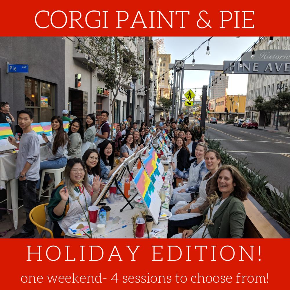 Upcoming Corgi Beach Day Events — So Cal Corgi Nation