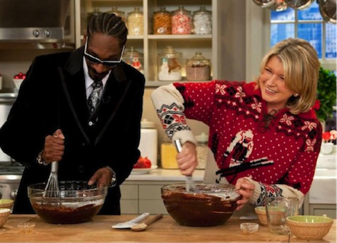 Are Snoop Dogg and Martha in your gang of allies?