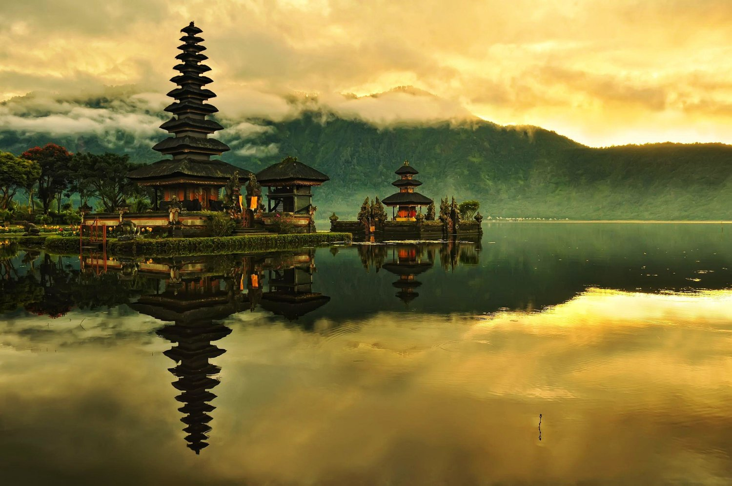 ISTA Level 1 one-week Tantric retreat—Bali — Caitlyn Cook