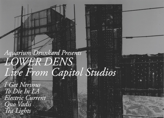 Lower Dens - Live From Capitol Studios