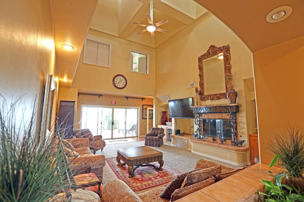 family room party the house lake house rental