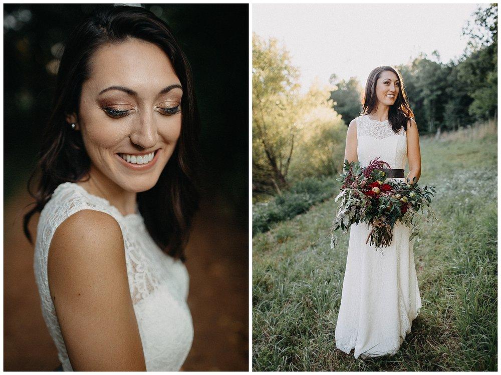 Goode, Virginia Bridal Photos