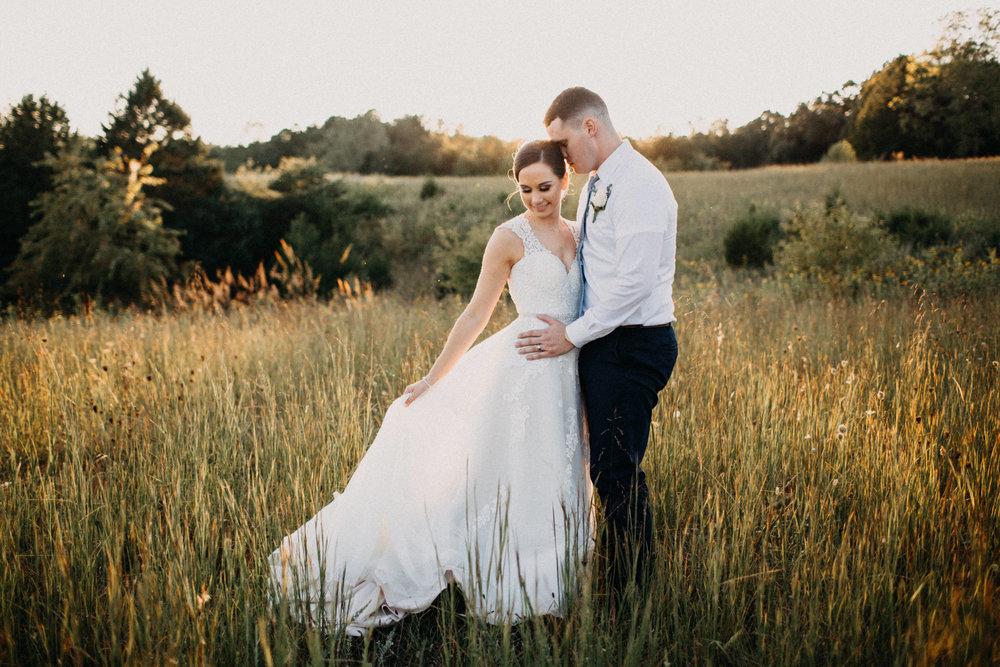 Allie & Brian - Sorella Farms