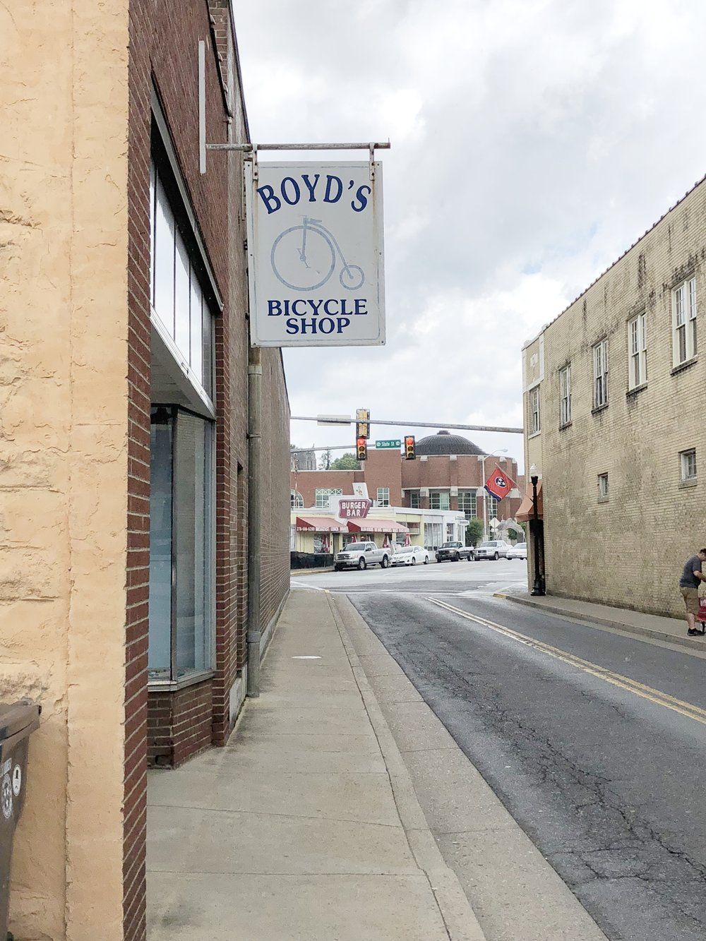 Boyd's Bicycle Shop, Bristol, TN