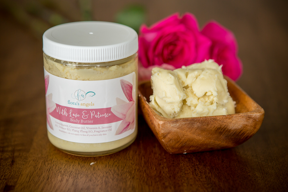 WITH LOVE & PATIENCE BODY BUTTER (from $12.50)