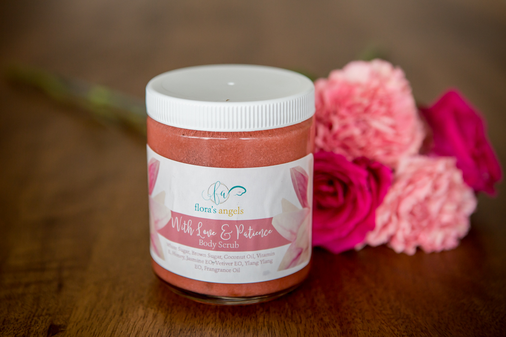 WITH LOVE & PATIENCE BODY SCRUB (from $10.50)