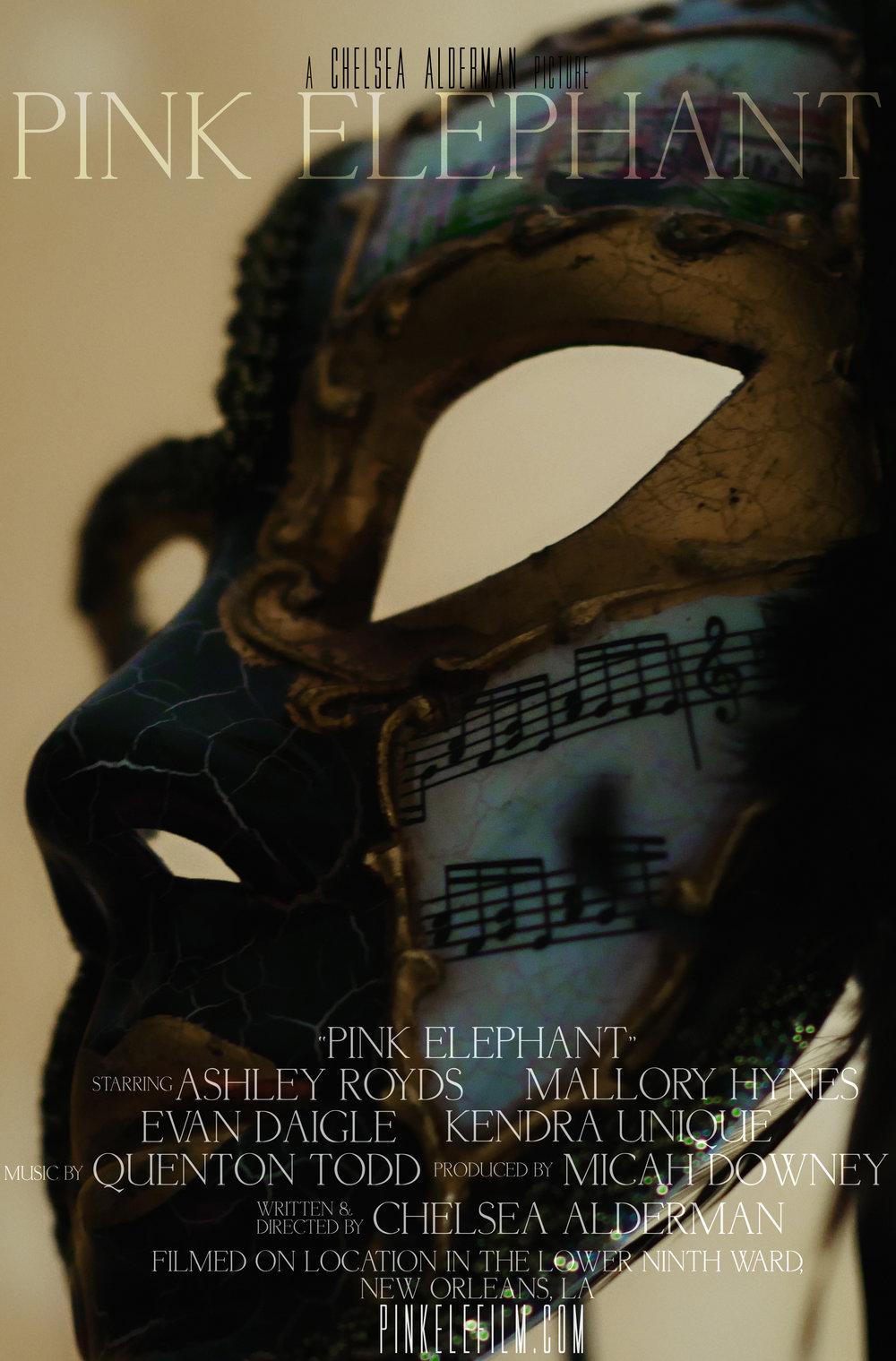 Teaser Poster Julie Mask PINK ELEPHANT.jpg