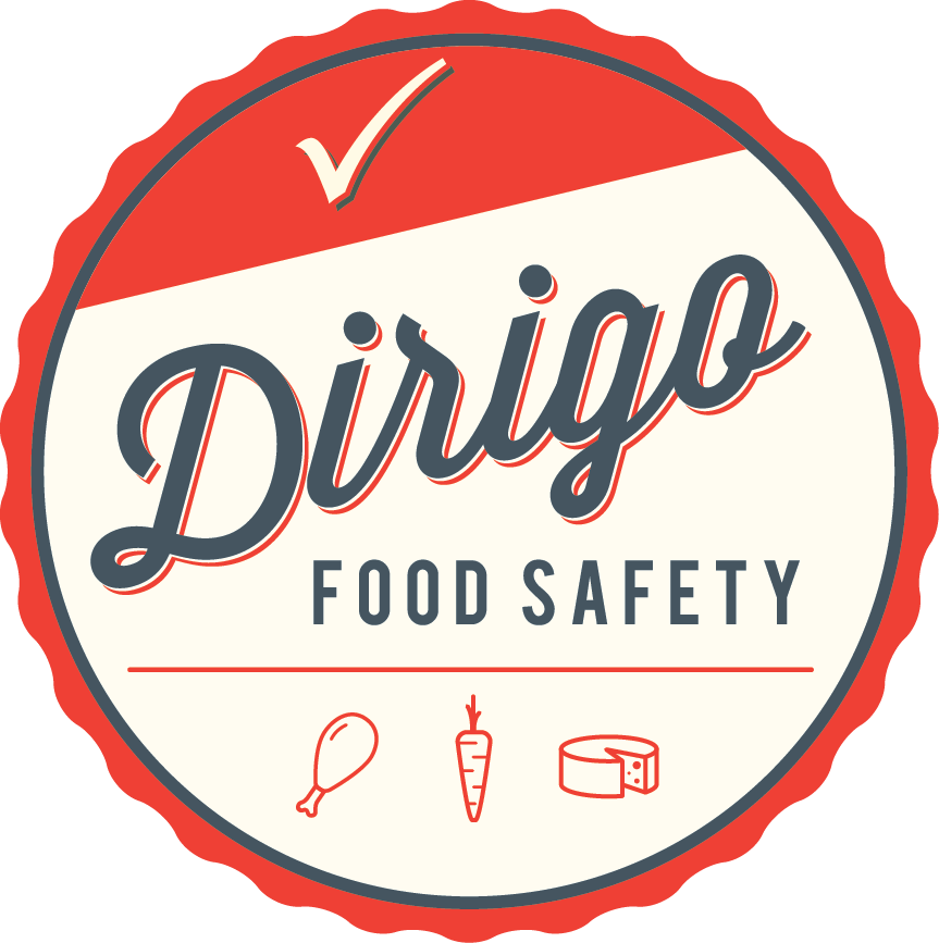 Dirigo Food Safety-12 Steps of HACCP for food safety