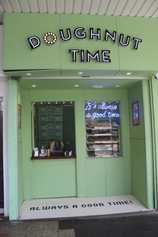 Doughnut time!