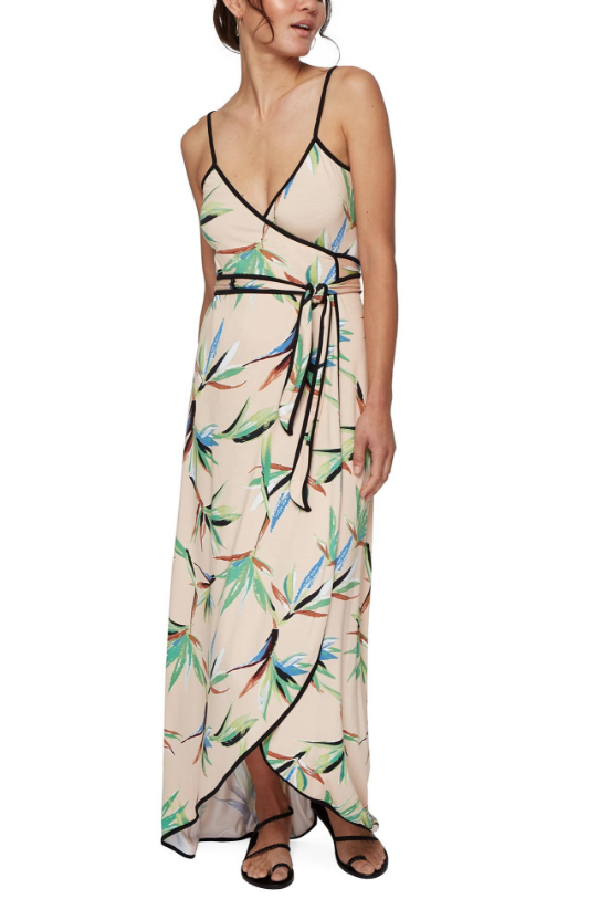 Rachel Pally makes an insane maxi dress. I want to wear  this  somewhere tropical with or without an event!