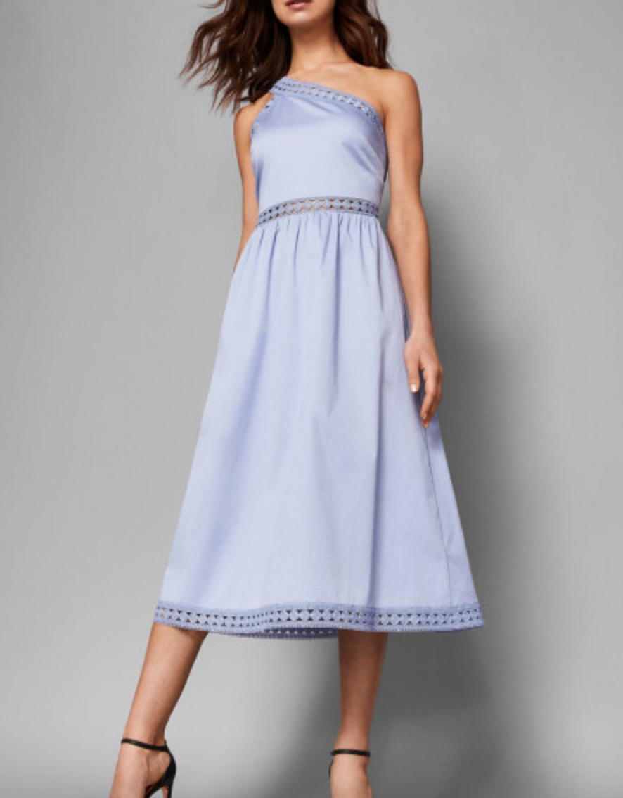 I love pretty much all things Ted Baker and especially this  sweet cotton dress .