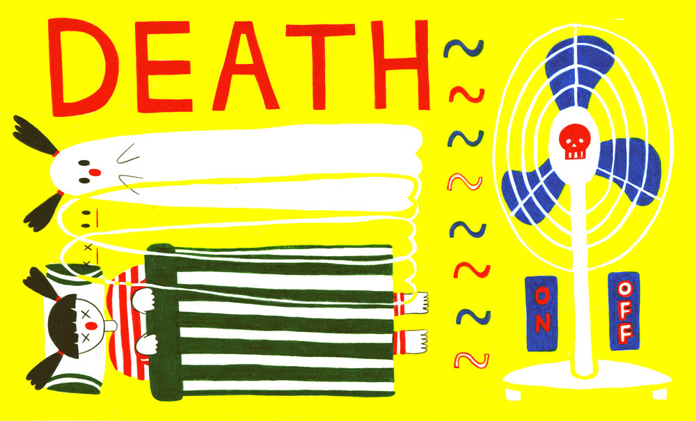 Korean Superstition II: Fan Death