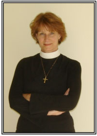 Rev. Sharon Gracen, Co-founder and Director