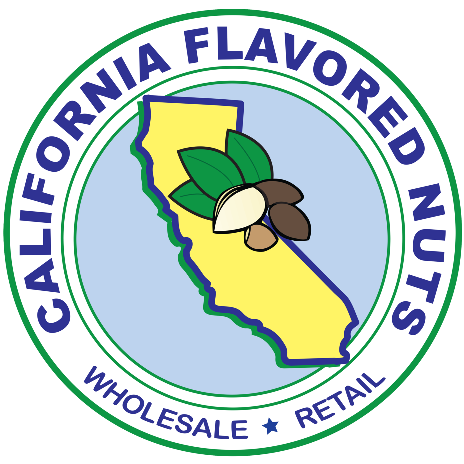 California Flavored Nuts