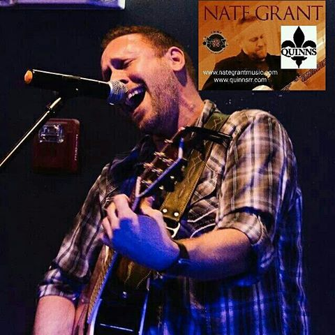 I'll be performing at Quinn's in Round Rock tomorrow night 830pm! #nategrantmusic #independentartist #martinguitar #tmmp #quinns #roundrock  www.nategrantmusic.com  www.quinnsrr.com