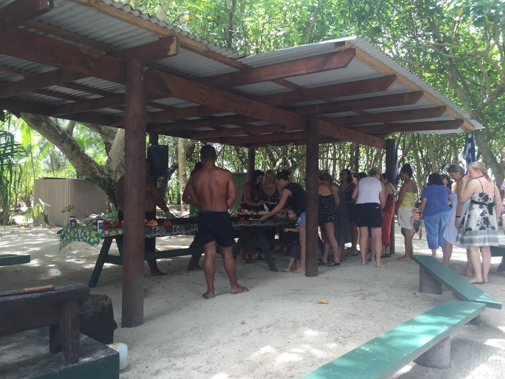 Lagoon cruise lunch.JPG
