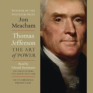 Rating 3.75/5  Read this after Hamilton and was let down.  Didn't feel as thorough and I felt like it portrayed Jefferson as one dimensional.  He's a renaissance man.  Fun to read about all the things he was curious about.