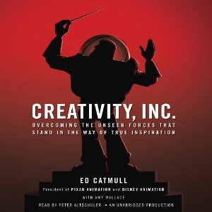 Rating- 4.25/5  Ed Catmull is an amazing leader.  This is about how to lead a company like Pixar.  It's no accident they've had such a long string of grand slams.