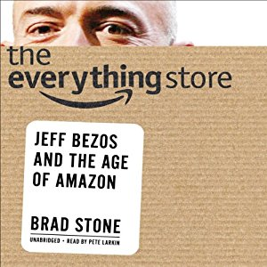 Rating 4/5  Bezos isn't as interesting of a person as Jobs or Musk but he is also incredibly driven.  Cool to hear about Amazon's origins.