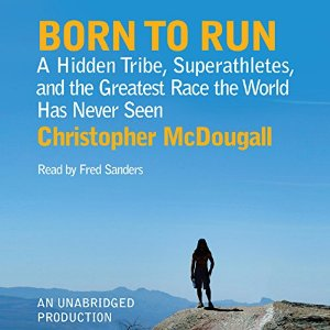 Rating- 4/5  Listened to this while training for my half marathon.  This book will make you want to run and enjoy it.  Felt long at times but a facinating look and the super endurance (100 miles) runners