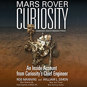 Rating 4.5/5  I know Rob and he is an amazing communicator and brilliant.  The book conveys both.  Great overview of what it took to build my baby girl Curiosity.