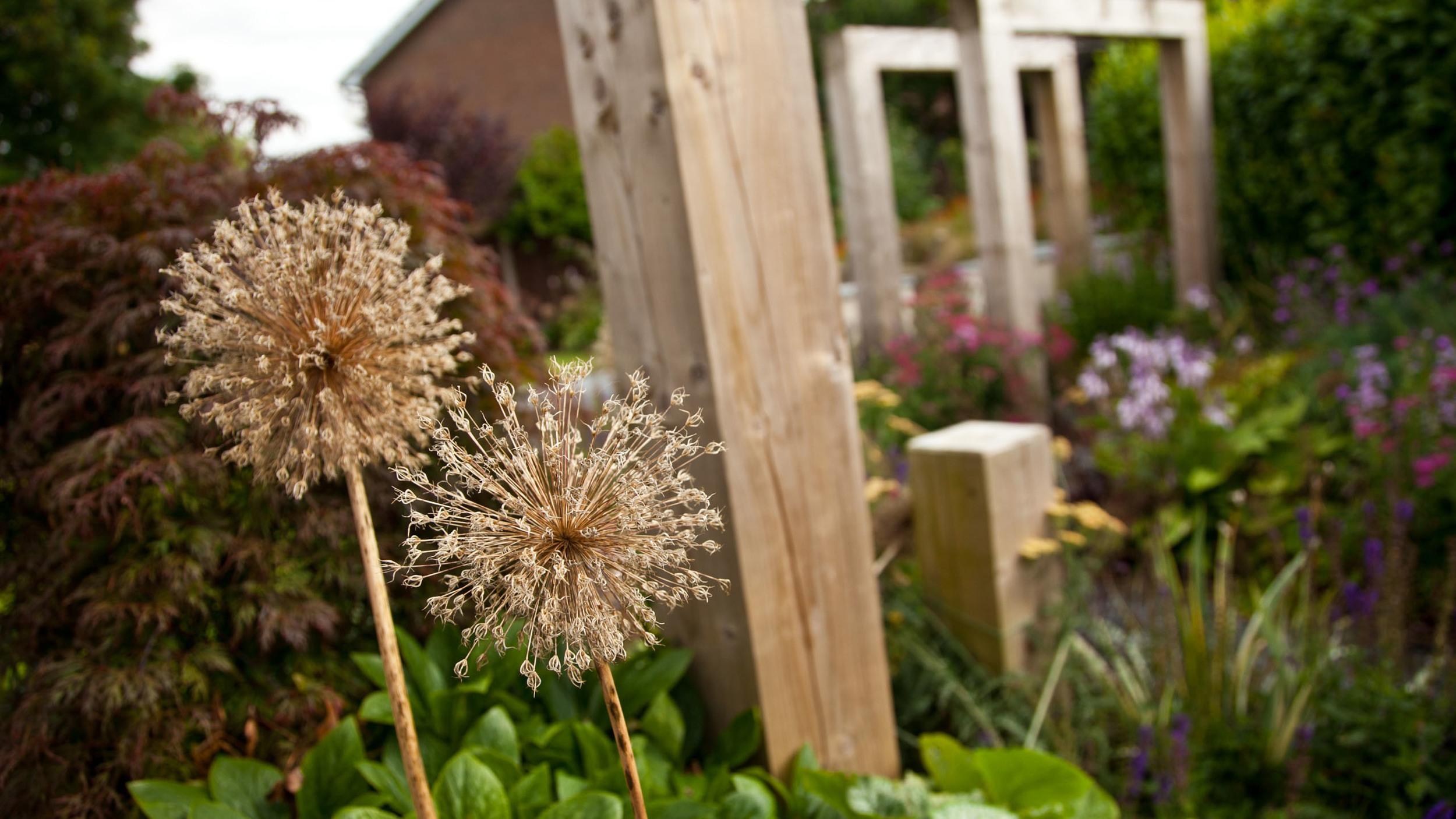 Enchanting Garden Designers Cheshire Ensign - Brown Nature Garden ...