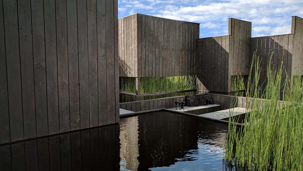 Southport Garden Design: Kuro