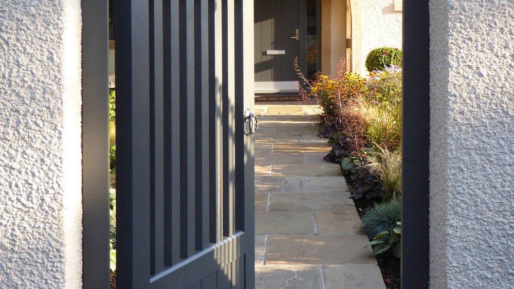 Cheshire Garden Design: The Sun And Shade Garden