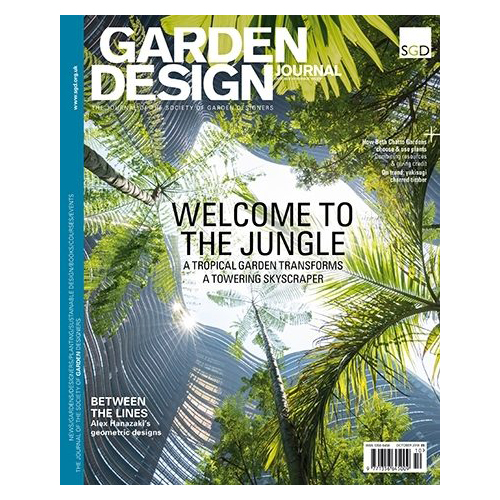 Garden Design Journal: October 2018