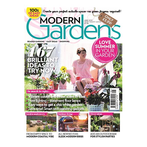 Modern Gardens Magazine: June 2018