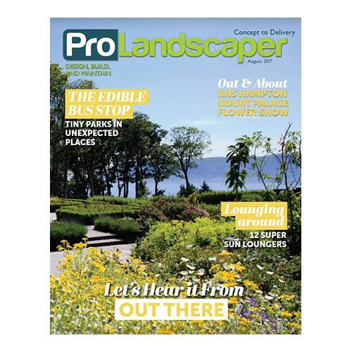 Pro Landscaper Magazine: August 2017