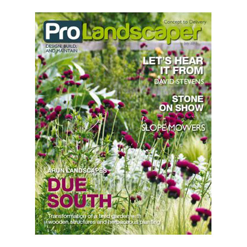 Pro Landscaper: July 2013