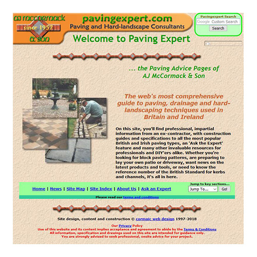 Paving Expert: July 2013