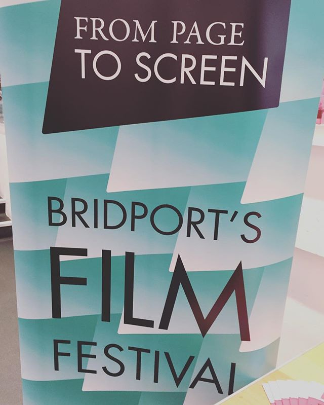 From page to screen #boutiquebridport #bridportartscentre #littleboutiqueclub