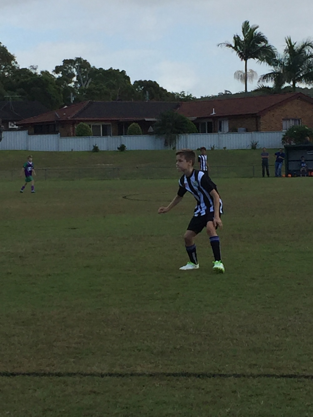 BRAITH HEDLEY - COOKS HILL UNITED