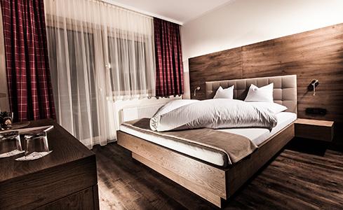 Doppelzimmer  im Aktivhotel Tuxerhof